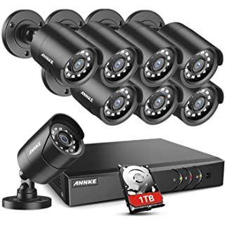 Amazon Com 8 Channel Wireless Security Camera System Nvr Video Surveillanc Wireless Security Camera System Home Security Camera Systems Best Security Cameras