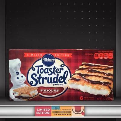 pillsbury toaster strudel s