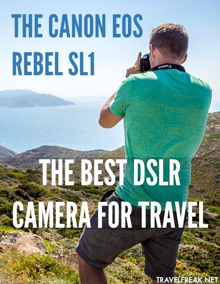 A lightweight, compact DSLR camera that produces beautiful images, the Canon Rebel SL1 is the perfect camera for photography enthusiasts who love to travel. Click to read the full review!