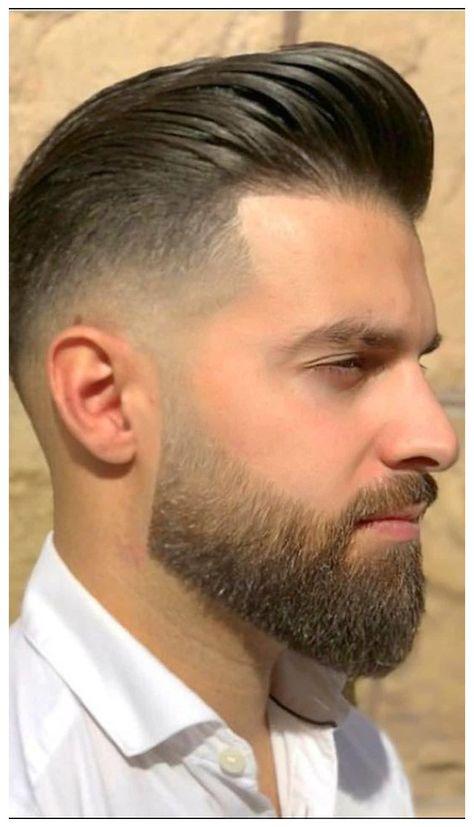 Trimmed Beard Styles, Faded Beard Styles, Beard Styles For Men, Hair And Beard Styles, Short Beard Styles, Hair Styles, Shaved Head With Beard, Short Hair With Beard, Mens Hairstyles With Beard