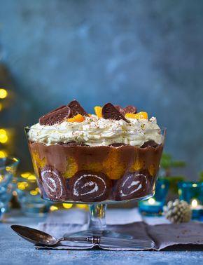 Terrys Chocolate Orange Trifle