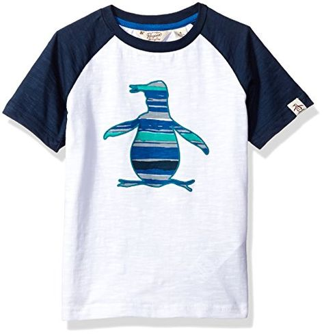 Penguin Toddler Boys Fill TShirt True White 2T -- For more information, visit image link.Note:It is affiliate link to Amazon.