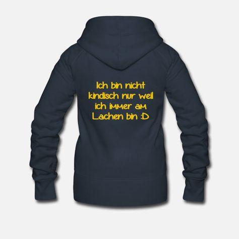 T Shirt Sprüche Ich bin nicht kindisch nur weil Männer