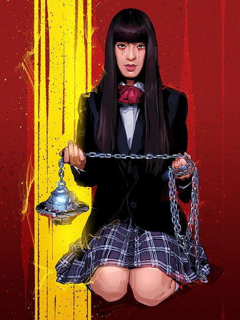 Gogo Yubari, Movie Poster