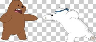 Grizzly Bear Desktop We Bare Bears Png Clipart Animals Bear Carnivoran Cartoon Charlie Free Png Download Baby Polar Bears Polar Bear Dogs Grizzly Bear