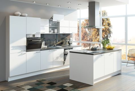 Velena - individuell und wandelbar - einfach online planen Küche