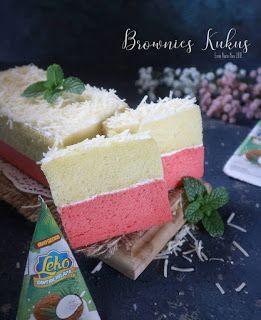 Resep Brownies Kukus Strawberry Keju By Ernie Varianiva Ide Makanan Makanan Kue Lezat