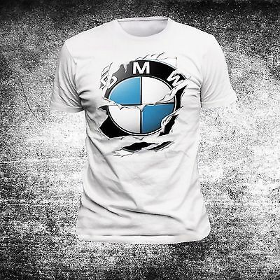 T Shirt Bmw Power Fun Alpina M3 M4 M5 Custom Gildan T Shirt S 2xl Ebay T Shirt Shirts Printed Shirts