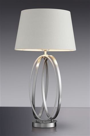 Claridge Touch Table Lamp Lamp Table Lamp Steel Lamp