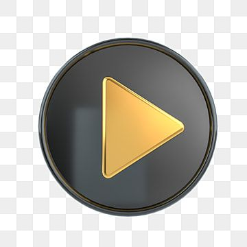 C4d Black Gold Stereo Play Button Icon C4d 3d Black Gold Texture Png Transparent Clipart Image And Psd File For Free Download Gold Texture Gold Clipart Black Gold