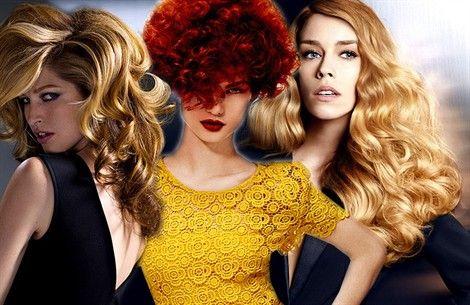 Capelli ricci tendenze autunno inverno - VanityFair.it