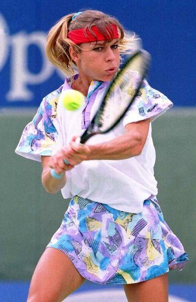 Sabine Hack Sabine Hack Tyskland WTA Tennis Memories 80s Pinterest