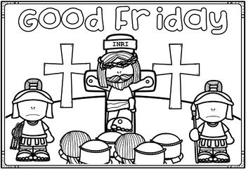 Easter Holy Week Coloring Pages Bible Theme By Ponder And Possible Holy Week Coloring Pages Bible Coloring Pages