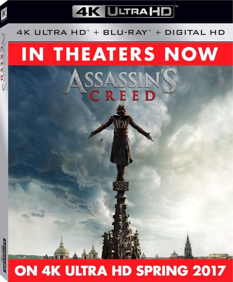 Assassin S Creed 4k 2016 Ultra Hd Blu Ray Assassin S Creed Hd