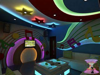 افضل ديكورات جبس اسقف راقيه 2019 Modern Gypsum Board For Walls And Ceilings Gypsum Board Decor Interior Design Gypsum