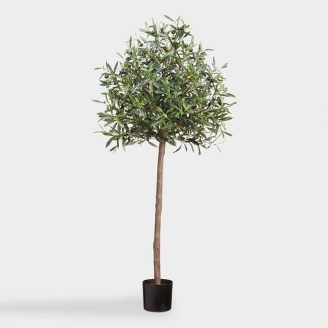 Small Faux Olive Tree 129 Cost Plus World Market Faux Olive