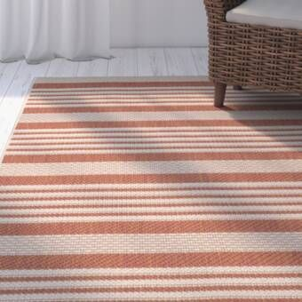 Carson Orange Indoor Outdoor Area Rug Reviews Joss Main Area Rugs Indoor Outdoor Area Rugs Buying Carpet