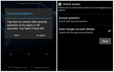 Dr Fone Unlock How To Bypass Android S Lock Screen Pin Password