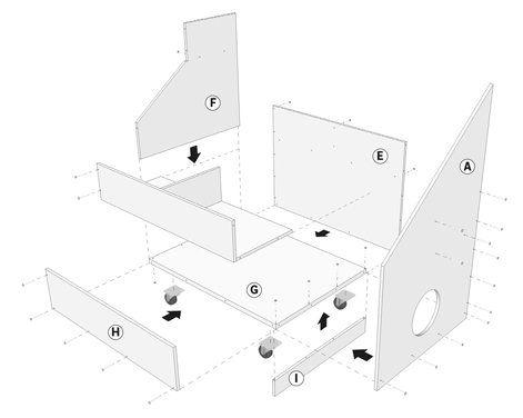 Realiser Une Litiere Sous Escalier Leroy Merlin Sous Escalier Escalier Amenagement Sous Escalier