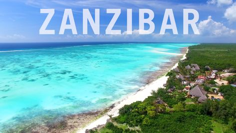 The islands of the Zanzibar have been a hub for spice merchants, intrepid explorers, and big game hunters. But a new wave of upscale luxury resorts has transformed Zanzibar into a destination for travelers seeking five-star comforts, as well. The country is a semi-autonomous part of Tanzania, comprised of numerous small islands and two large ones (Unguja, the main island, and Pemba) in the Indian Ocean, just off the east coast of Africa. #Zanzibar #islandtravel #bluewaters | Travel + Leisure