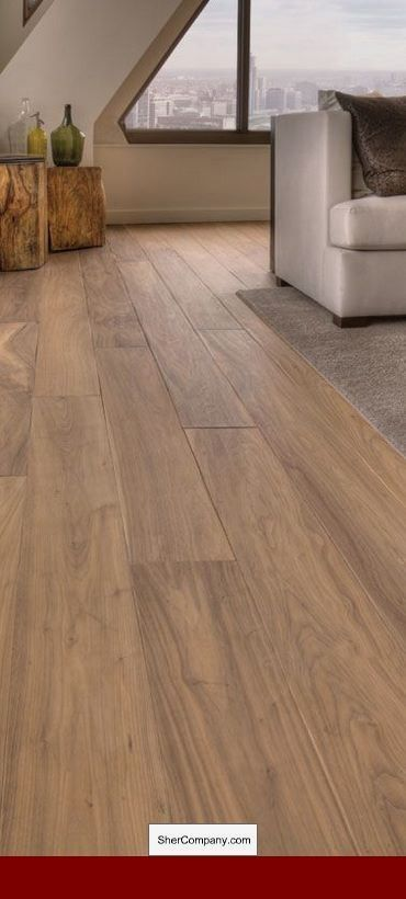 Natural Wide Plank Solid Strand Bamboo Floor In 2020 Karndean