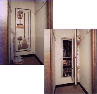 24 best Home defense images on Pinterest   Hidden storage, Home ...