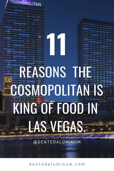 11 Reasons The Cosmopolitan Sits On The Iron Throne As The King Of