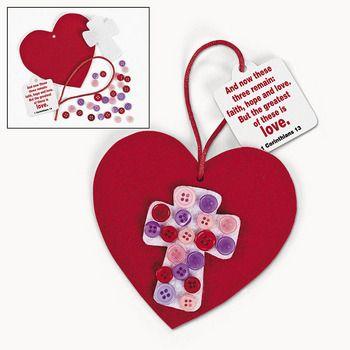 Valentines Sunday School Crafts For Kids Christian Valentine S Day