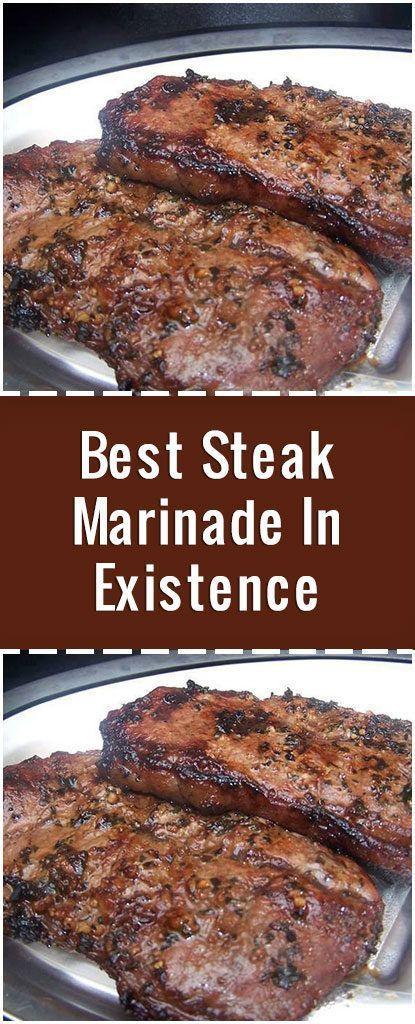Best Steak Marinade In Existence Fresh Family Recipes Easy Steak Recipes Meat Marinade Recipes Round Steak Recipes