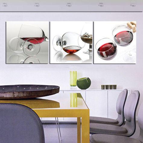 Tende Per Salone Moderno E Quadri Per Cucina Classica ...