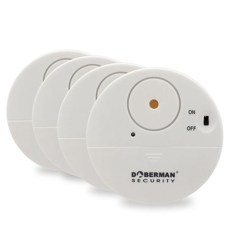 Doberman Security Ultra-Slim Design Security Window Alarm SE-0106W