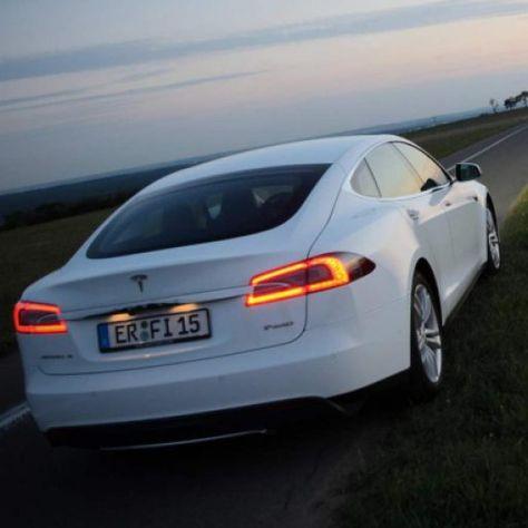 Tesla Model S Zulieferer Tesla Modeln Autos