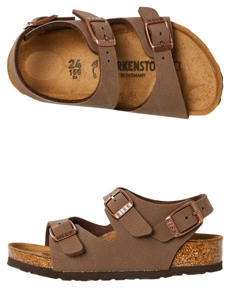 Shop the Latest Birkenstock Kids and Baby Shoes in the