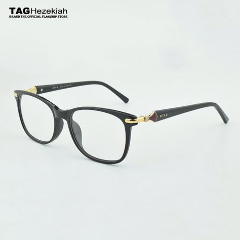 d3464fde069 Tag hezekiah 2018 eyeglasses frames for women diamond fashion design brand glasses  frame women computer myopia optical glasses  eyewear  accessories  frames  ...