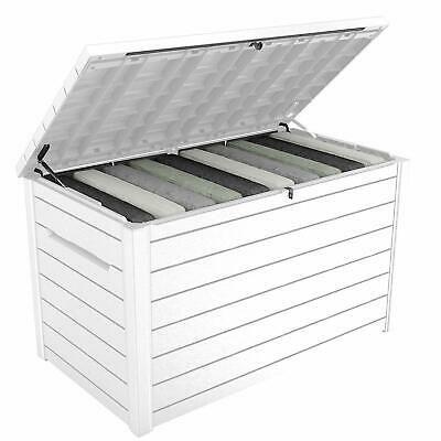 Perfect For Garden Or Deck Storage 230 Gallon Outdoor Storage Box