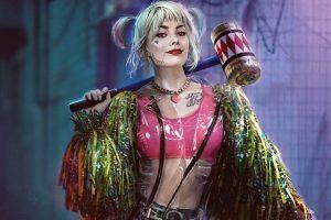 Pin On Bird Of Prey Harley Quinn