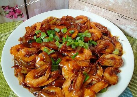 Resep 10 Udang Goreng Mentega Oleh Susan Mellyani Resep Resep Masakan Resep Makanan Resep Daging Sapi