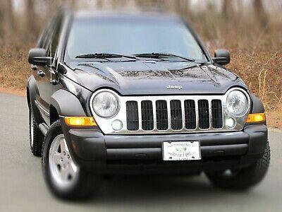 Ebay Advertisement 2005 Jeep Liberty Crd Diesel 2005 Jeep Libery