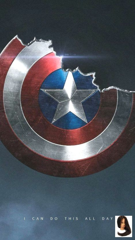 Broken Shield Of Captain America Iphone Wallpaper In 2020 Captain America Schild Captain America Comic Marvel Bilder