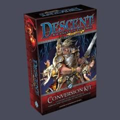 Descent 2nd Edition Conversion Kit Knight Games Puzzle Board
