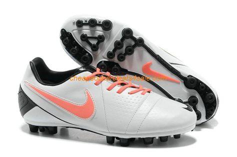 f17904e21bfc0 Nike CTR360 Trequartista III AG Soccer Shoes For Sale White Total Crimson  Black