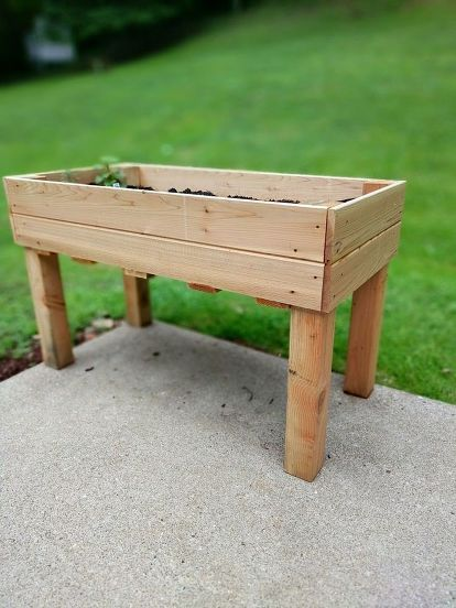 The Best Diy Raised Garden Bed Ideas Raised Garden Beds Diy Diy Raised Garden Elevated Garden Beds