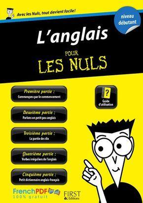 Anglais Pour Les Nuls Pdf : anglais, L'anglais, Gratuitemet, Computer, Shortcuts,, French, Course,, Language