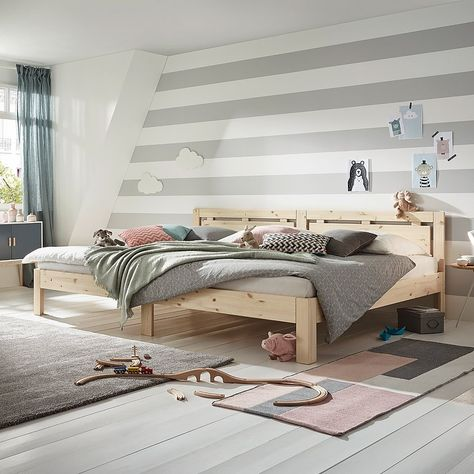 Familienbett ALTERA - 320x200 | Ecolignum