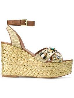 sandalias con cuña Tulum   Zapatos, Zapatos de marca, Estilo