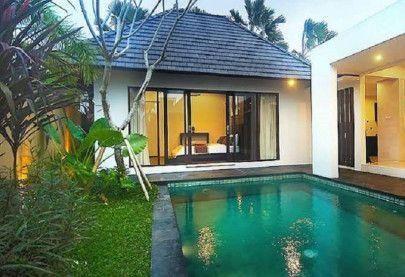 15 Villa Murah Di Bali Fasilitas Mewah Ada Private Pool Nya Juga Ubud Bali Jimbaran