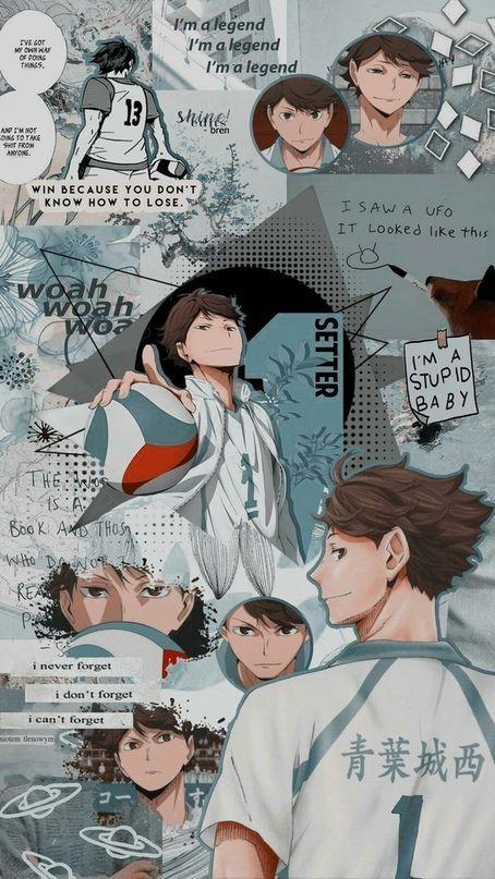 Pin Von Itsme Auf Haikyuu In 2020 Haikyuu Charaktere Anime Hintergrunde Anime Hintergrundbilder