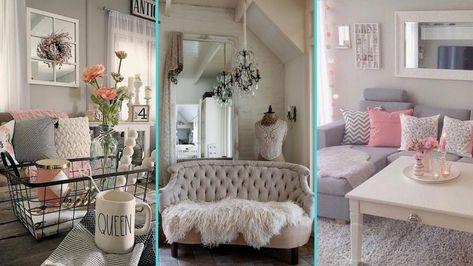 40 Gorgeous Shabby Chic Apartment Decorating Ideas Shabby Chic