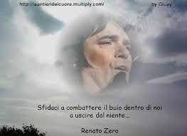 Risultato Immagini Per Renato Zero Frasi Con Immagini Renoir