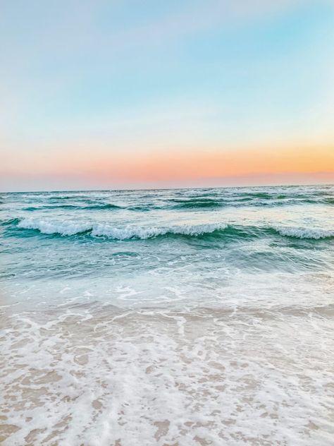 Mama - Beach Please Inlet Beach - Sunset Beach Please Inlet Beach Beach Sunset Wallpaper, Ocean Wallpaper, Sunset Beach, Beach Sunsets, Summer Sunset, Ocean Beach, Ocean Waves, Summer Vibes, Beach Pictures Wallpaper